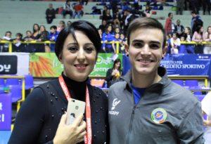 la Frack e Nicola Bartolini
