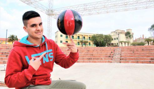 Niccolò Spano: Col Pallone fra le Mani