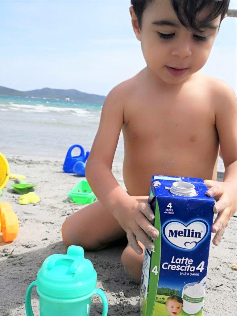Merenda in spiaggia mellin alex