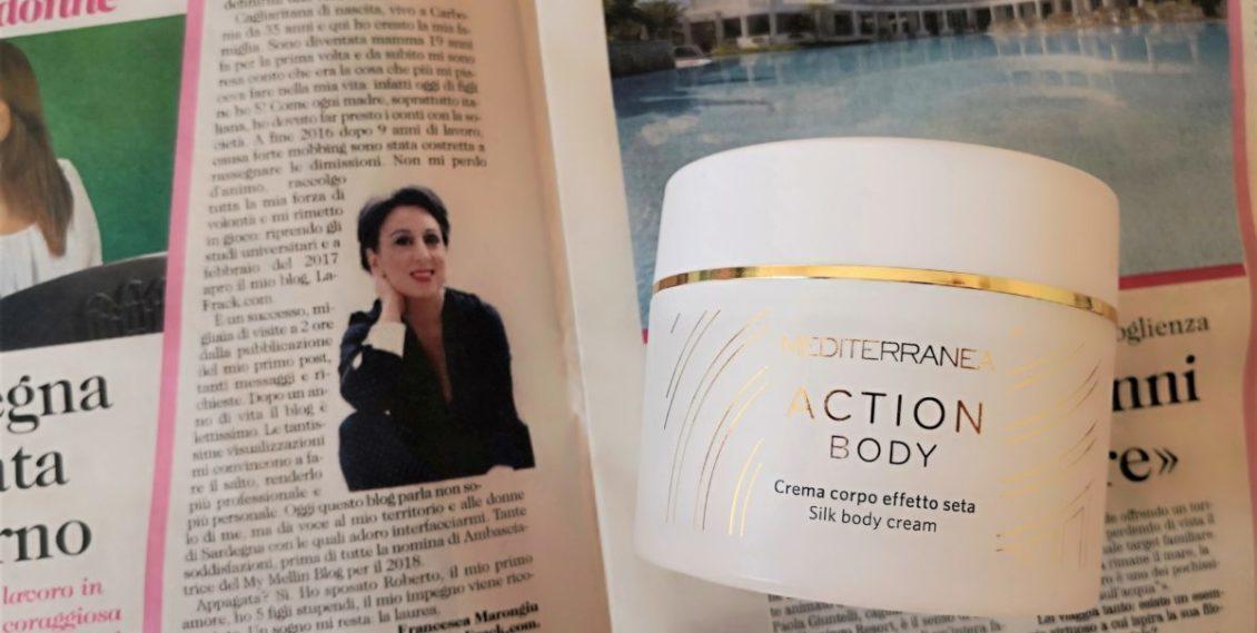 La mia esperienza con Mediterranea cosmetics