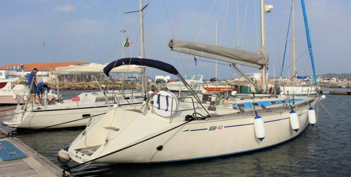 Vacanze in Sardegna: escursioni in barca a vela con Sulcis Sail Charter