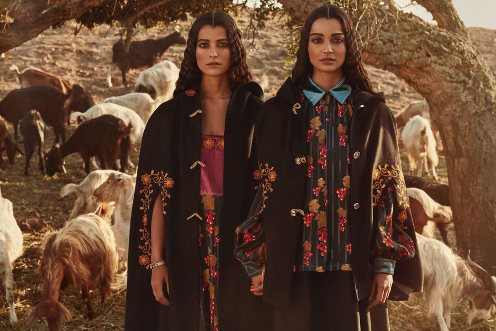 Chiara e Gloria Piscedda le gemelle della moda made in Sardinia
