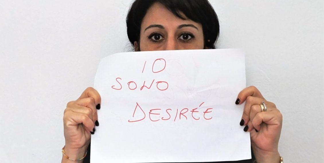 Io sono Desirée