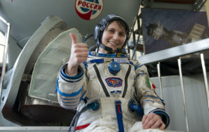 Prima italiana nello spazio