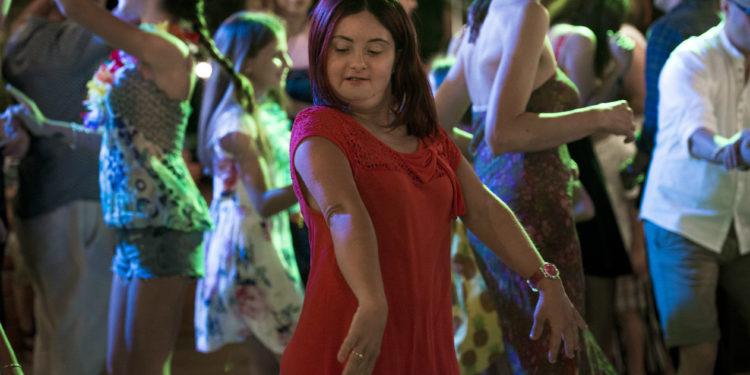 Dafne, interpretata da Carolina Raspanti