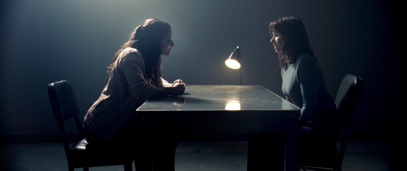 Anna e Patricia in carcere