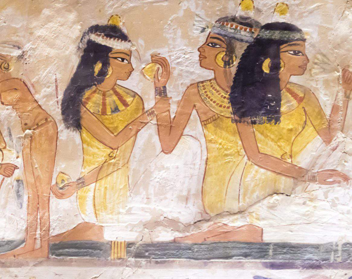 Egyptian Wigs Facts