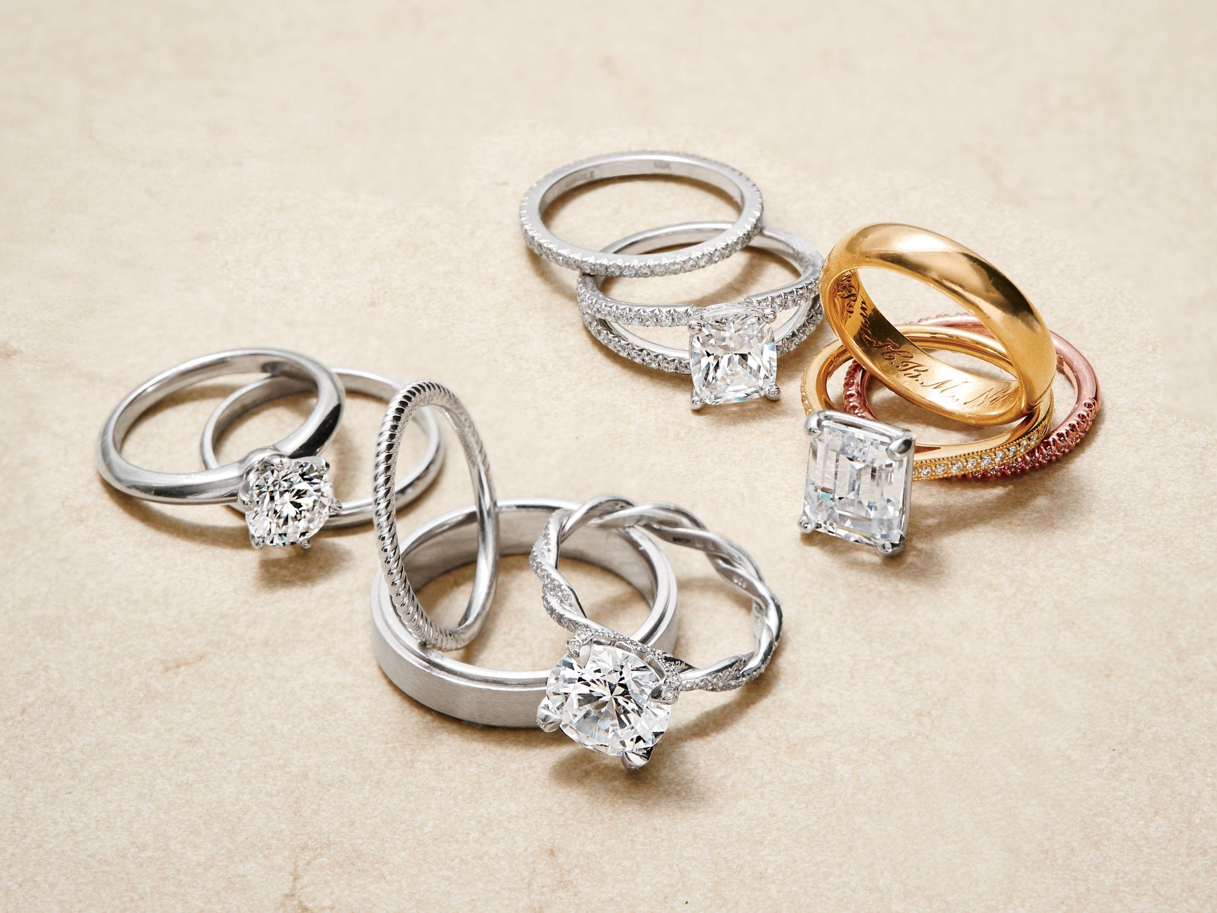 Fedi nuziali d'oro o d'argento?