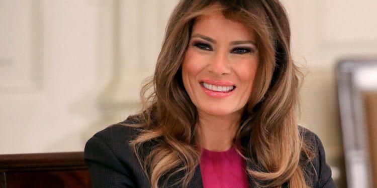 Melania Trump ha compiuto 49 anni