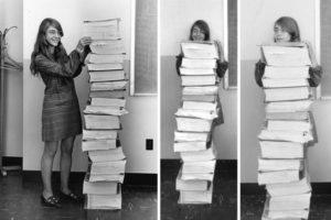 Margaret Hamilton - le ragazze nell'ICT