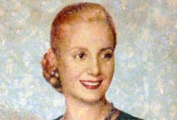 Evita Peron, la storia di una grande lady