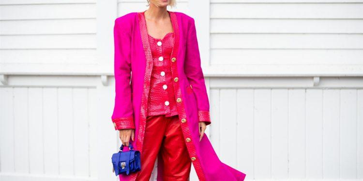 Rosa per tutti i gusti - Milano Moda