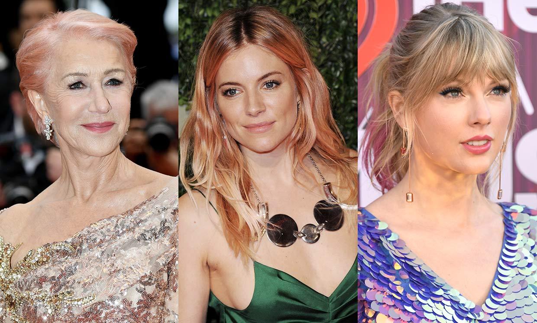 I capelli rosa sono i preferiti dalle star - Milano Moda