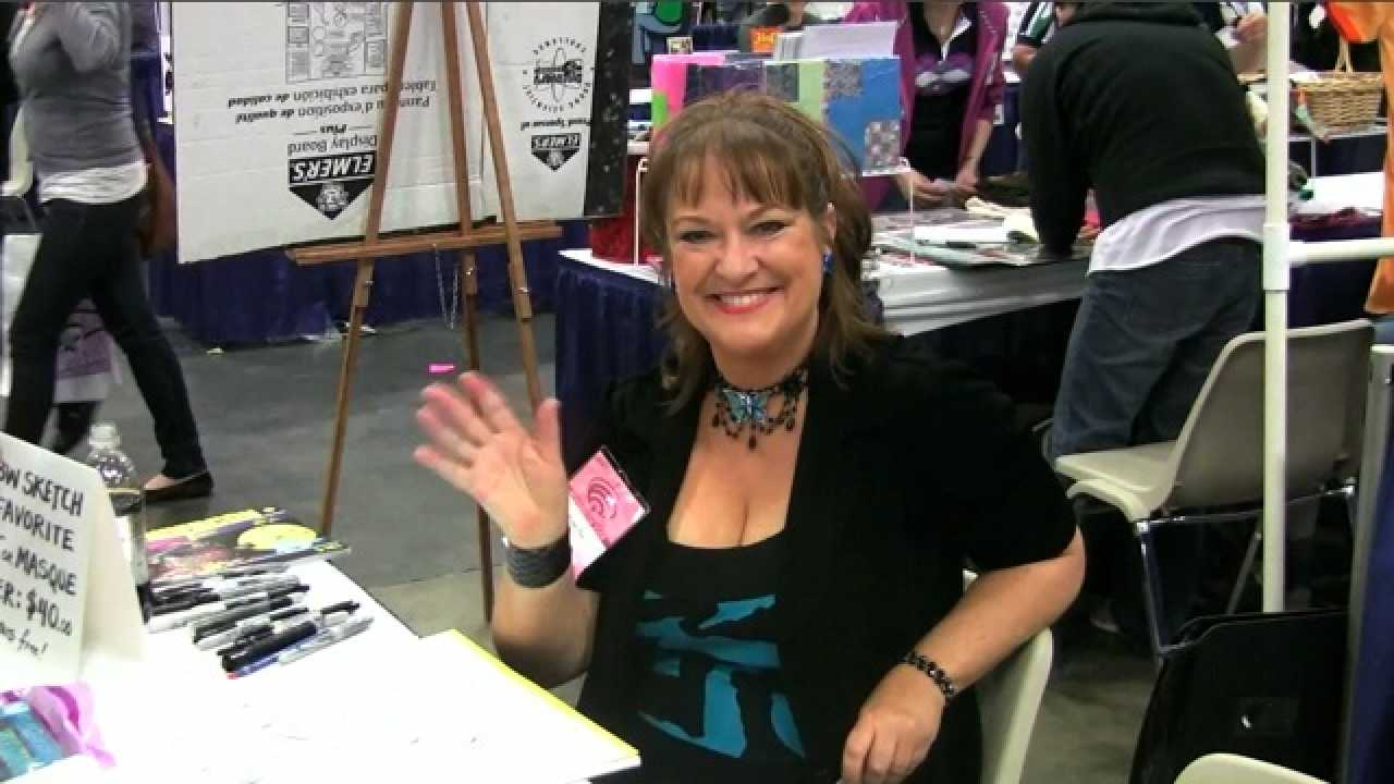 Wendy Pini al WonderCon