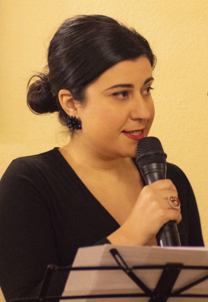 Claudia Sarritzu