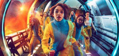 Intergalactic, la nuova serie Sky al femminile