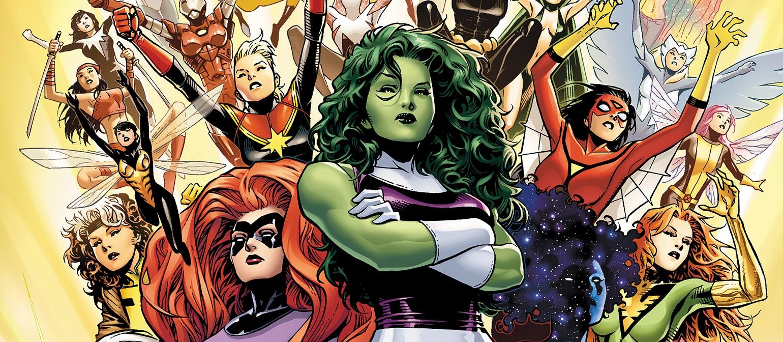 Women in Comics; così le donne hanno influenzato i comics