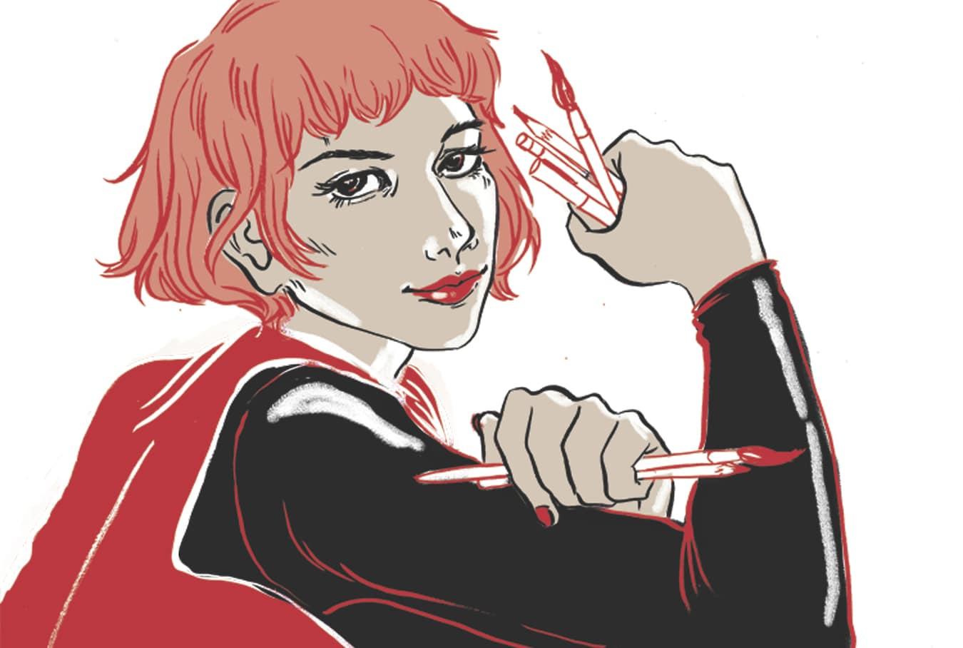 Il documentario She Makes Comics