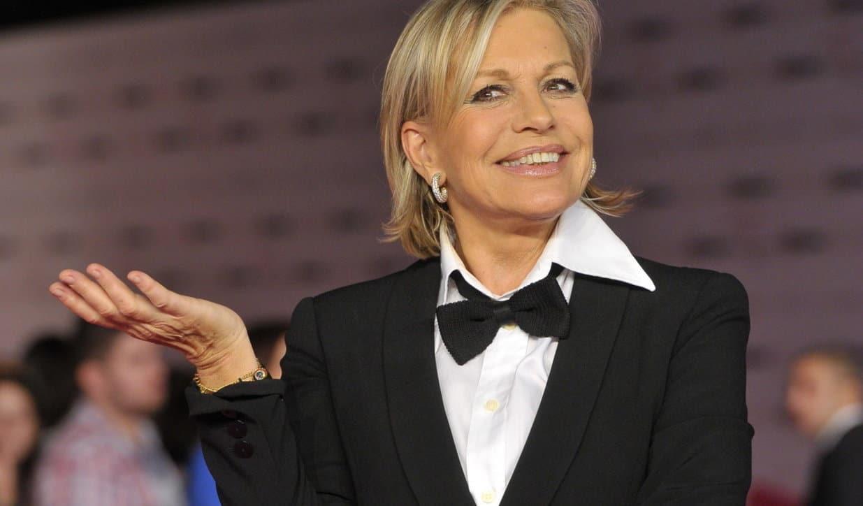 Catherine Spaak e il premio alla carriera